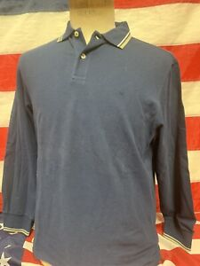 Marina Yachting polo Manica Lunga uomo Tg.L men's t-shirt Long Sleeve  size L