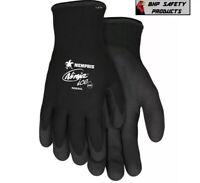 MCR Safety N9690FC Memphis Ninja Ice 15 Gauge Safety Gloves, Black (XLarge) XL