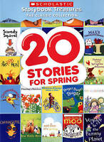 Scholastic Storybook Treasures The Classic Collection 20 Stories for Spring DVD