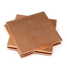 5x Heatsink Copper Shim Thermal Pad 20x20x1.2mm For Sony Playstation PS3 GPU VGA