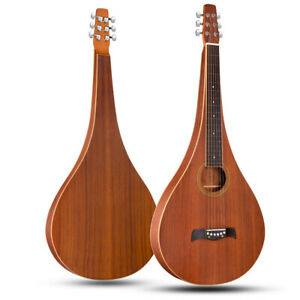 Weissenborn Hollow-Neck Hawaiian-Style Slide Acoustic Guitar