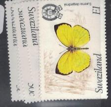 Swaziland Butterfly SC 399-402 MNH (2dpr)