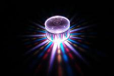 Set of 2 LiteRays LED Light Up Projection LitePod Drink Accessory- Carousel
