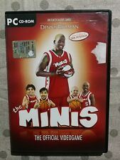 PC  CD-ROM  THE MINIS  - THE OFFICIAL VIDEOGAME   VERSIONE ITALIANA