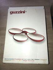 Guzzini 2 Interlocking Serving Set Green. Party BBQ Caravan Motor home Picnics