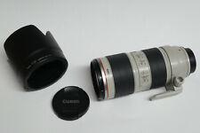 Canon EF 70-200 mm / 2,8 L IS USM II  Objektiv für EOS gebraucht  in ovp