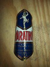 Marathon Brass Bicycle Head Badge for Schwinn  #006A