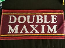 ,Bar Towel,Mat Double Maxim 19� x 9�
