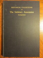 Historical Collections Relating to the Town of Salisbury...CT Vol. 1