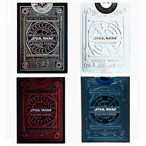 Star Wars Magic Playing Card Cardistry Poker Table Game Film Art Collection Gift