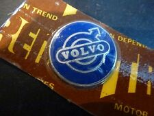 VOLVO Original 1960's Quality Gear Knob Lever Badge Key Fob Enamel NOS