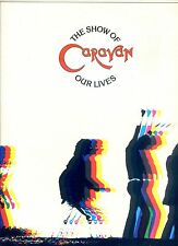 CARAVAN the shows of our lives UK 1981 EX LP