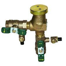 "Watts 1/2"" 800M4-QT Anti-Siphon Pressure Vaccum Backflow Preventor 0387096"