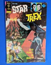 CLASSIC GOLD KEY STAR TREK COMIC -ISSUE #28 - LOOK AT PICTURES!