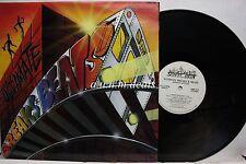"Various -  Ultimate Breaks & Beats -  Street Beat Records -   LP 12"" (VG)"