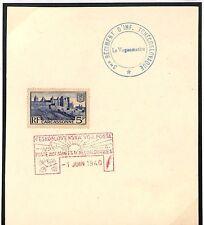 Q175 1940 WW2 France. Allied Forces - Czechoslovakia