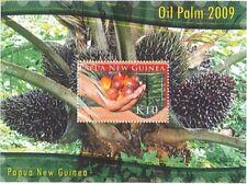 Papua New Guinea 2009 - Oil Palm Farming Stamp Souvenir sheet MNH