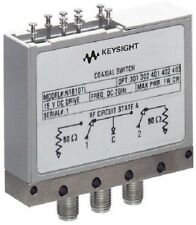 Keysight N1810TL Coaxial Switch, DC up to 26.5 GHz, SPDT