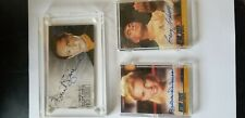 Brent Spiner 1996 Lt.Data Signed Card Skybox,Rare+2 Other Cards 1997 Star Trek