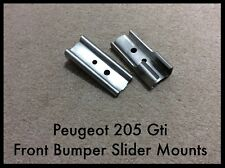 Peugeot 205 Gti Front Bumper Slider Mount (Stainless Steel)