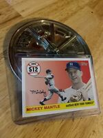 Mickey Mantle 2008 Topps Card #MHR512 New York Yankees Mick Collector League NR