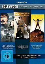 Hollywoods Haudegen Abenteurer Collection (2014) - 3 DVDs - 3 Filme (NEUWERTIG)