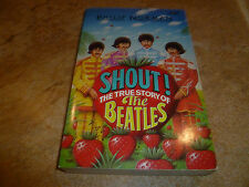 Shout The True Story of Beatles Philip Norman 1982 VG Condition