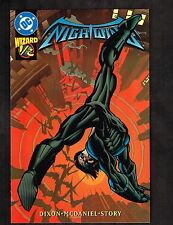 Nightwing Wizard 1/2 ~ with COA ~ (9.2) 1997 WH