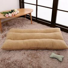 Luxury Detachable washable removable cover pet dog bed cushion small  large