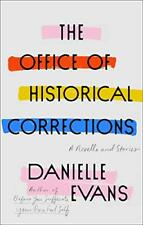The Office of Historical Corrections: A Novella and Stories- Kindle Edition