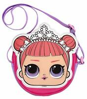 L.O.L Surprise! LOL Dolls Handbag for Girls | Glitter Crossbody Bag | Fashion