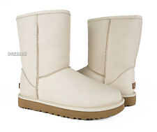 UGG Classic Short Cashmere Freshwater Pearl Fur Boots Size 9 *NEW IN BOX*