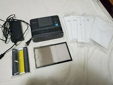 Canon SELPHY CP1300 Compact Photo Printer (Black) with WiFi + extra ink + paper