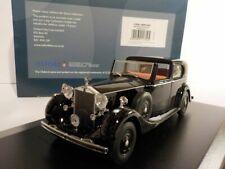 Rolls Royce Phantom 111, BLACK, MODEL CAR 1:43 SCALE OXFORD 43RRP3001