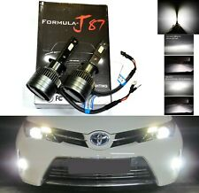 LED Kit G8 100W H1 5000K White Two Bulbs Head Light Replacement High Beam Lamp