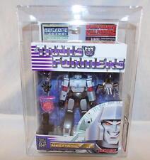 Transformers AFA 90 MegaSCF Megatron Metalic MISB
