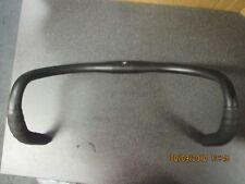 alloy track bars black 31.8 42cm c-c EXC