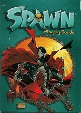 Spawn POKER DECK PLAYING CARDS ( FACTORY SEALED )  BRAND NEW !!