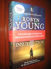 Signed First Edition,First Impression, Insurrection by Robyn Young
