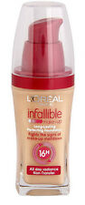 L'Oreal Infallible Foundation 16HR Long Lasting Liquid [7 Shades Available]