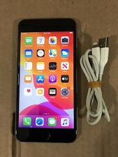 Apple iPhone 6s Plus- 64GB - Space Gray (Unlocked) A1687 (CDMA + GSM) #1126