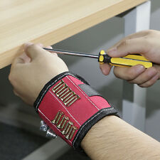Magnetic Wristband Tool Belt Screws/Nails/bolts Tool Holder Oxford Cloth Band