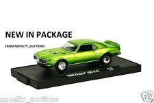Y03 11228 26 M2 Machine Auto Drivers 1968 Firebird 400 Hd Pontiac 1:64