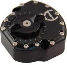 Powerstands Racing - 05-00853-22 - Steering Damper, Black