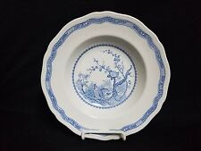Masons QUAIL BLUE - Soup  Bowl