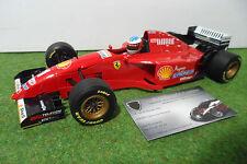 F1  FERRARI 412 T2 # 1 Michael SCHUMACHER 1996 1/18 MINICHAMPS formule 1 voiture