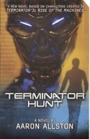 """Terminator Hunt: """"Terminator 3"""" by Allston, Aaron Paperback Book The Fast Free"""