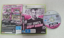 Tony Hawk's American Wasteland Xbox 360 PAL Version