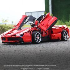 La Ferrari 10248 Race Car Enzo Racers 8653 Rare Limited Edition Building Toys