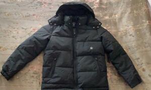Mens VOLCOM Hooded PUFFER Jacket BRAND NEW RRP $220 Medium